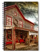 Country Store Washington Town Ky Spiral Notebook