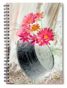 Country Summer - Photopower 1499 Spiral Notebook