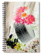 Country Summer - Photopower 1502 Spiral Notebook