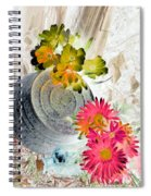 Country Summer - Photopower 1509 Spiral Notebook