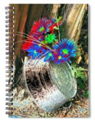Country Summer - Photopower 1514 Spiral Notebook