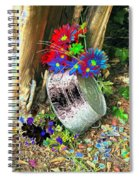 Country Summer - Photopower 1516 Spiral Notebook