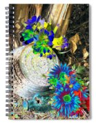 Country Summer - Photopower 1519 Spiral Notebook