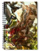 Countryside Creatures Spiral Notebook