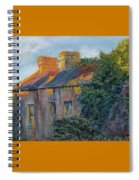 County Clare Late Afternoon Spiral Notebook