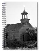 County School No. 66 Spiral Notebook
