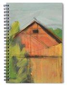 County Tt Spiral Notebook