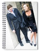Couple 25 Spiral Notebook