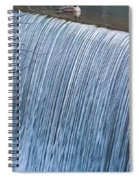 Courage And Perseverance Spiral Notebook
