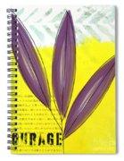 Courage Spiral Notebook