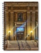 Courthouse Steps Spiral Notebook