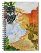 Cousins - Big Cats Spiral Notebook