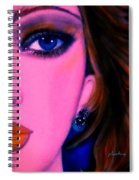 Couverture Treasure Art 2 Spiral Notebook