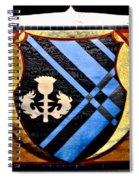 Covenant College Tartan Spiral Notebook