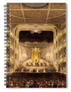 Covent Garden Theatre, From Microcosm Spiral Notebook