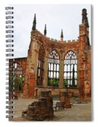 Coventry Cathedral 6003 Spiral Notebook