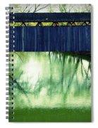 Covered Bridge In Kentucky Spiral Notebook