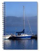 Cow Bay Trio Spiral Notebook