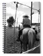 Cowboy 1 Spiral Notebook