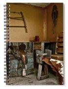 Cowboy Corner Spiral Notebook