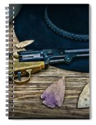 Cowboys And Indians  Spiral Notebook