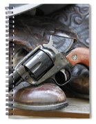 Cowboys Gear Spiral Notebook