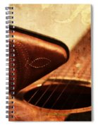 Cowgirl Boots And Country Music Spiral Notebook