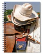 Cowgirl Hats Spiral Notebook