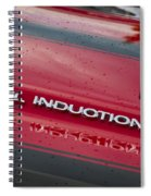 Cowl Induction Spiral Notebook