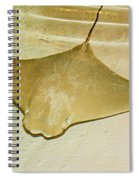 Cownose Ray Spiral Notebook