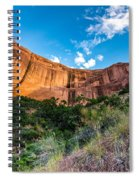 Coyote Gulch Sunset - Utah Spiral Notebook