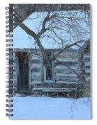 Cozy Hideaway Spiral Notebook