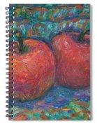 Cozy Spiral Notebook