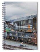 Cr Crane 45210   7d02539h Spiral Notebook