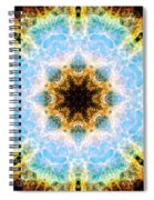Crab Nebula II Spiral Notebook