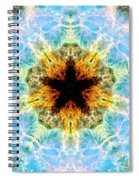 Crab Nebula Iv Spiral Notebook