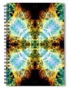 Crab Nebula V Spiral Notebook