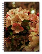 Crabapple In Bloom Spiral Notebook
