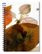 Crabapple Rose I Spiral Notebook