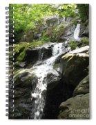 Crabtree Waterfall  Spiral Notebook