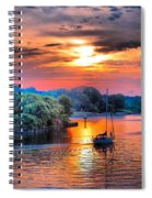 Crack O' Dawn Spiral Notebook