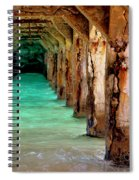 Time Passages Spiral Notebook