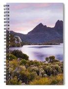 Cradle Mountain Tasmania Spiral Notebook