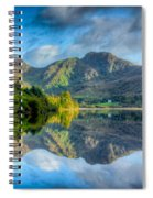 Craf Nant Lake Spiral Notebook
