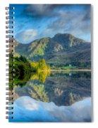 Craf Nant Lake Spiral Notebook