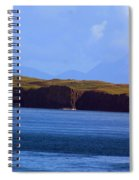 Craggy Coast 2 Spiral Notebook