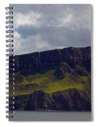 Craggy Coast 9 Spiral Notebook