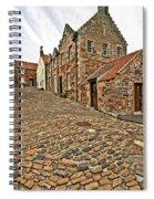 Crail Scotland Spiral Notebook