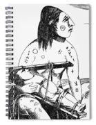 Cranium Shaping Spiral Notebook