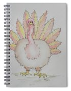Cranky Turkey Spiral Notebook